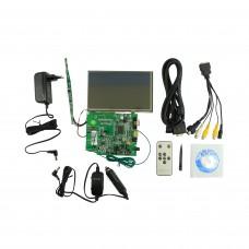 """Сенсорный дисплей 7"""" с контроллером Lilliput 619AT SKD"""