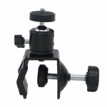 Крепление-струбцина металлическая для камер и мониторов