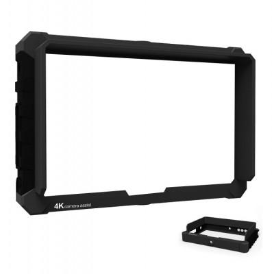 Чехол силиконовый для монитора Lilliput A7S черный