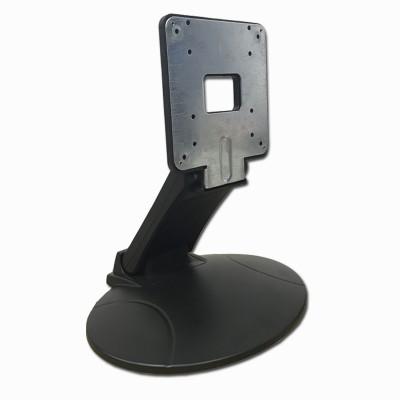 Подставка для мониторов 12-24 VESA 75-100 овальная, черная